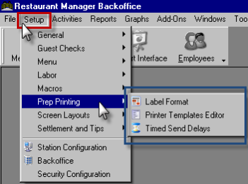 backoffice management functions rh dealer rmpos com Future POS Dealers In Touch POS